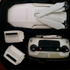 DJI Mavic Pro Alpine White for Sale in Huntington Beach, CA