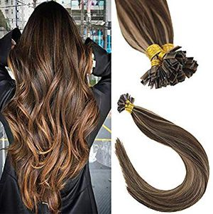 """3PACKS:DRKBRWN.W/BLND.HiLiGHTS;; 18""""EXTENSIONS💯%HUMANHAIR for Sale in Tukwila, WA"""