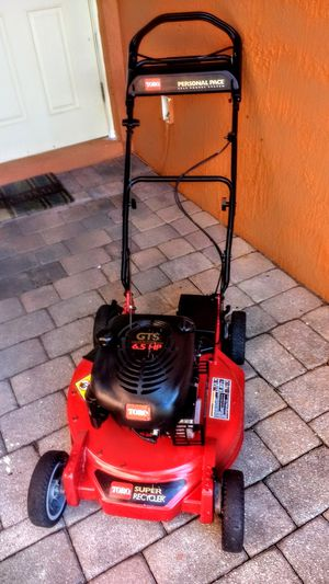 Toro Super Recycler with Personal Pace System for Sale in Kissimmee, FL