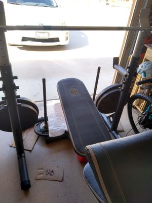 Weights for Sale in Riverside, CA