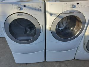 MAYTAH EPIC WASHER AND DRYER for Sale in Corona, CA