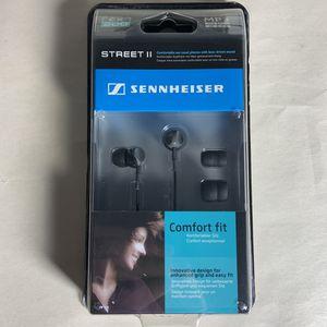 Sennheiser cx200 cx 200 street ii earphones headphones brand new sealed for Sale in undefined