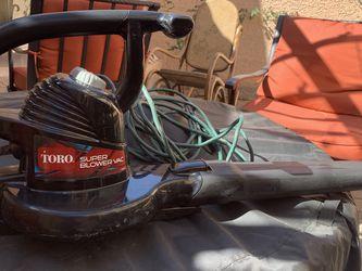 Toro Super Vac Leaf Blower for Sale in Sloan,  NV
