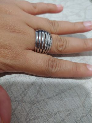Stainles Steel Ring New size 9 for Sale in City of Industry, CA