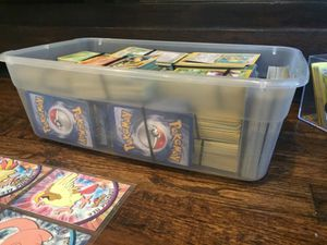 Pokemon cards for Sale in Plano, TX