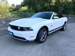 2011 Ford Mustang for Sale in Lynnwood, WA