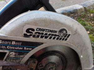 Craftsman saw for Sale in Brooklyn Park, MD