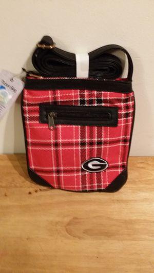 Georgia Bulldog Ticket Bag, brand new for Sale in Smyrna, GA