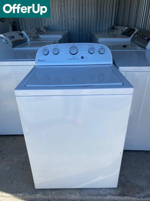 Whirlpool Works Perfect Washer Top Load #1277 for Sale in Deltona, FL