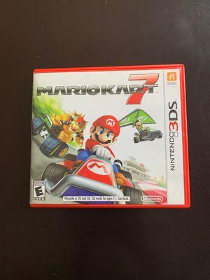 Mario kart 7 for Sale in Corona, CA