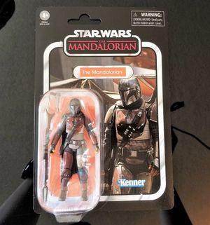 Star Wars Vintage Collection The MANDALORIAN Action Figure VC166 - Brand NEW pcs! for Sale in Los Angeles, CA