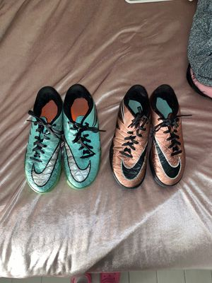 Soccer street or indoor shoes for Sale in Visalia, CA