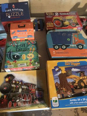 Toys! Puzzles! Games! for Sale in Evanston, IL