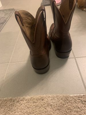 Tecavos leather boot size 9 for Sale in Gresham, OR