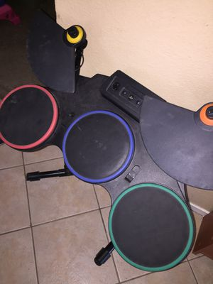 Play station drum set for Sale in Las Vegas, NV