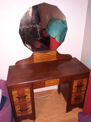 Antique Montgomery Ward vanity and dresser MOVING!! Make me an offer! for Sale in Seattle, WA