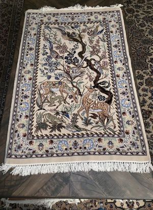 Hand made persian rug for Sale in San Diego, CA
