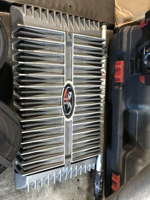 Rockford fosgate amp amplifier power 750s 2 channel for Sale in Tacoma, WA