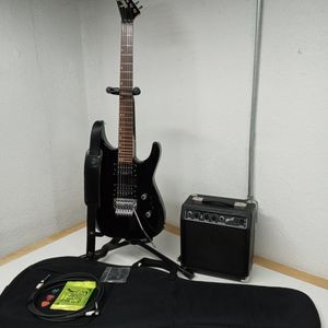 Guitar Jackson JS20 with amplifier for Sale in Taylor, MI
