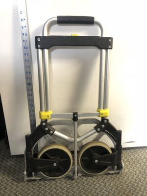 Foldable lightweight cart for Sale in Silver Spring, MD