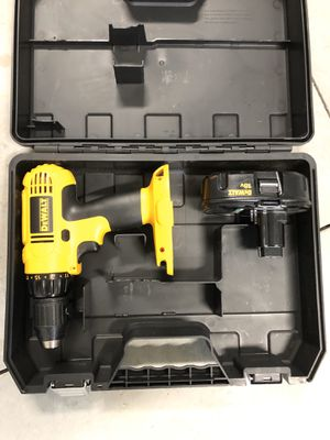 Dewalt Cordless Drill for Sale in Summerfield, NC