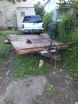7-1/2ft × 14ft flat trailer for Sale in Columbus, OH