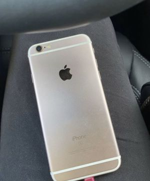iPhone 6s perfect condition for Sale in Pleasanton, CA