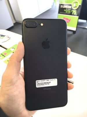 Unlocked iPhone 7 Plus 128GB for AT&T/T-Mobile/Verizon/ Total Wireless/Straight Talk/Simple Mobile/Sprint/Boost/Metro/Cricket/Mexico/international us for Sale in Milwaukie, OR