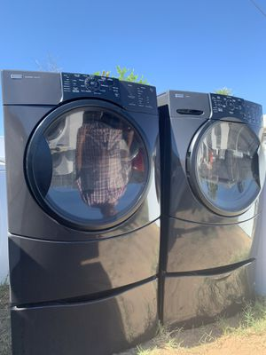 Kenmore washer and dryer set@delivery available for Sale in Phoenix, AZ