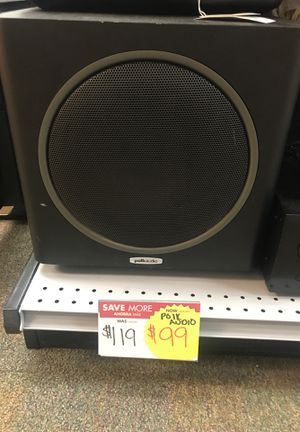 Polk audio for Sale in Independence, OH