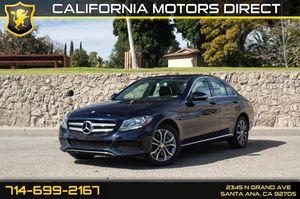 2015 Mercedes-Benz C-Class for Sale in Santa Ana, CA