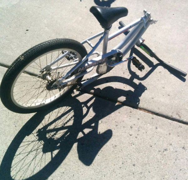 Folding kids bike