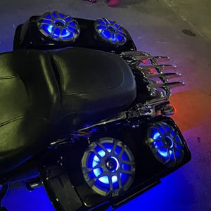 Motorcycle And ATV Led Lights And Sound Systems for Sale in Houston, TX
