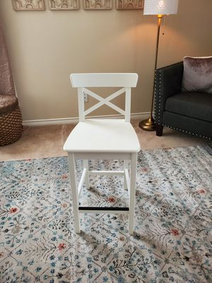 2 Ikea tall chairs/stools. Brand new - one in box for Sale in Rockwall, TX