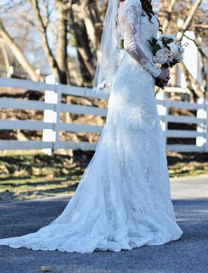 Wedding Dress for Sale in Cary, NC