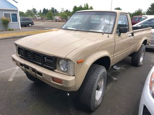 1979 Toyota pick up truck 4x4 for Sale in Hillsboro, OR