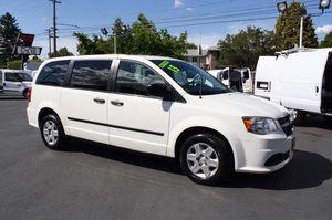 2013 Ram c/v Tradesman cargo van for Sale in Portland, OR