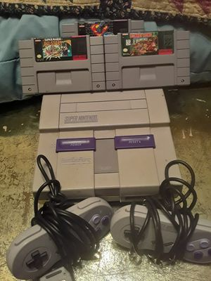Super Nintendo bundle for Sale in Rockwall, TX