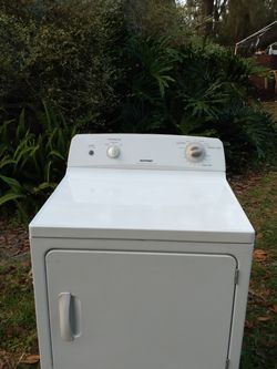 Hotpoint Dryer Year Guarrantee for Sale in Belleview,  FL