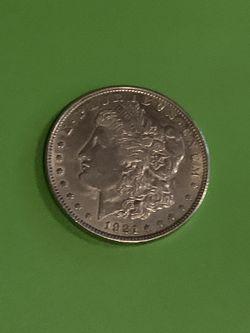 {1921 Morgan Silver Dollar} for Sale in San Jose,  CA