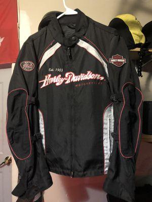 Harley Davidson 2 in 1 Jacket- Female for Sale in Bristow, VA