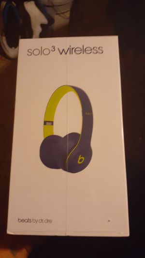 Solo beats 3 for Sale in Cleveland, OH
