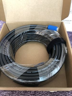Mediabridge Coaxial TV Cable 50 ft for Sale in Laurel, MD