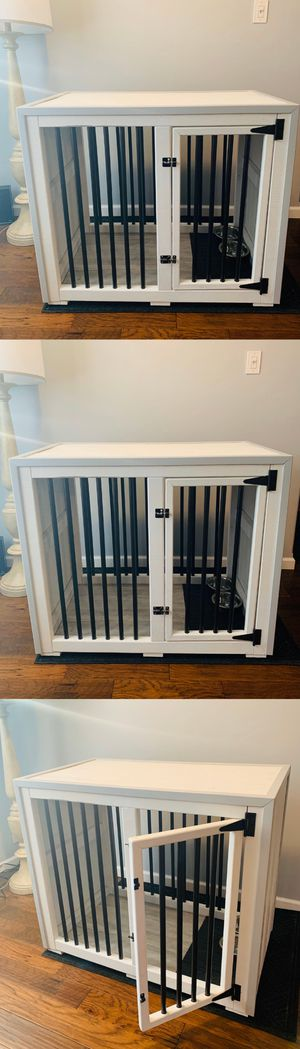 NEW custom Wooden Dog cage for Sale in Fort Wayne, IN