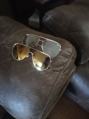 Two Pairs of Sunglasses for Sale in Yuma, AZ
