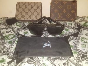 Louis Vuitton Gucci which one do you prefer for Sale in Baltimore, MD