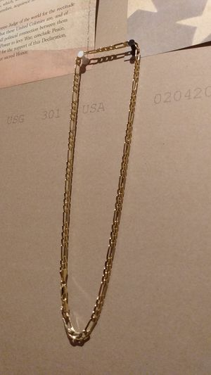 18k gold Chain for Sale in Los Angeles, CA