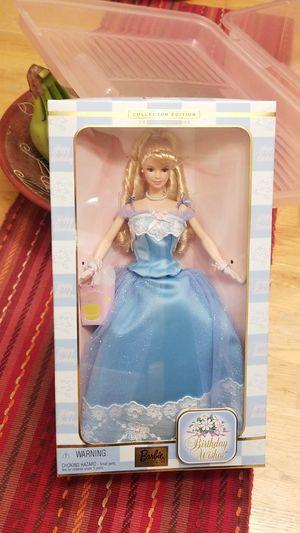 Barbie BIRTHDAY WISHES 2001 for Sale in Everett, WA