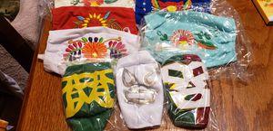 Mandiles y cubrebocas artesales for Sale in Austin, TX