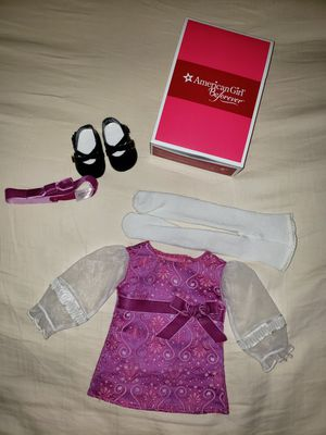 American Girl Julie Holiday Dress for Sale in Coral Gables, FL